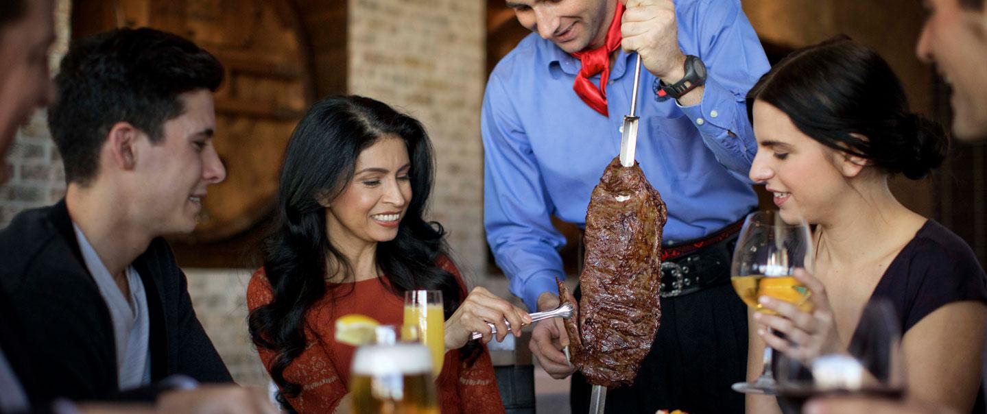 Fogo de Chao Brazilian Steakhouse -