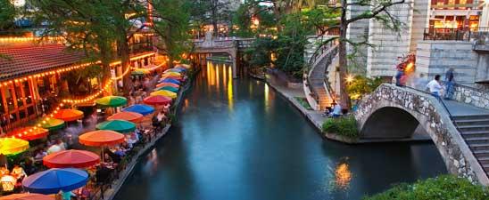 El Paseo del Río de San Antonio